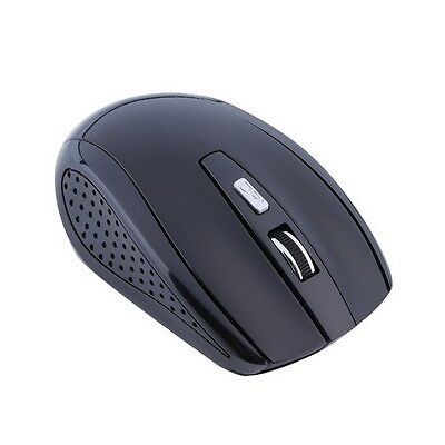 2.4GHz Wireless Cordless Optical Scroll DPI Colour Mouse USB PC Computer Laptop