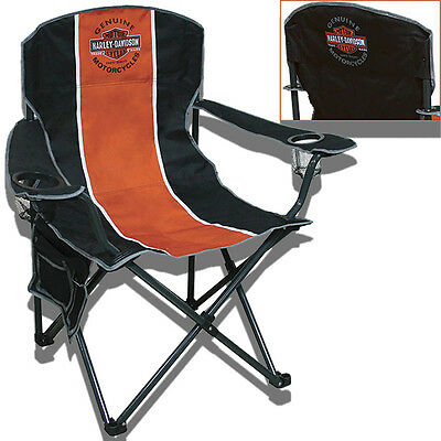 Harley-Davidson Extra Large Folding Camp Chair - CH31264