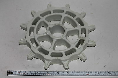 Kvp 72012M Food Grade Sprocket 1-1/2In Bore 12 Tooth 2In Pitch
