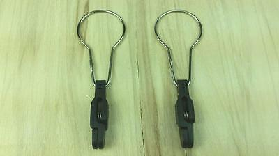 2 x Outrigger / Downrigger / Planer Board Release Clips - BRAND NEW Top Quality