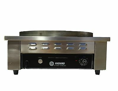 Radiand Electric crepe maker CT-370-S240 240V  3700W
