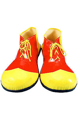 Circus Funny Clown Child Shoes (Red)