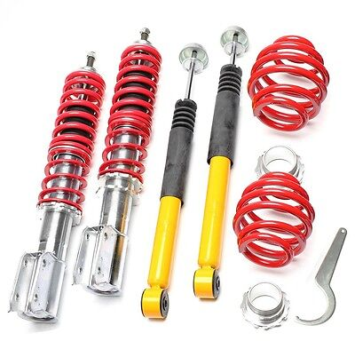 TA Technix Coilovers / Adjustable coil / Sports chassis - Renault Clio 2