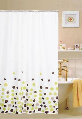 Soft Microfiber Fabric Shower Curtain Liner - 70