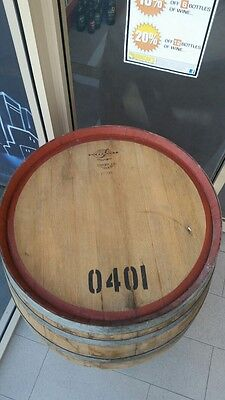 500L Whiskey Barrel