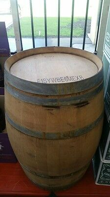 250L Wine Barrel
