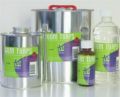 National Art Materials - Gum Turps