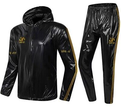 Sauna Sweat Suit Boxing Weight Loss Fitness Rugby Gym Football Mma Yoga Viper