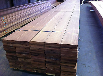 MERBAU DECKING 140x19mm 6.0m FJ - Multi Joint Set Lenghts $7.50/lm