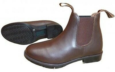 Showcraft Masters Leather Riding Boots