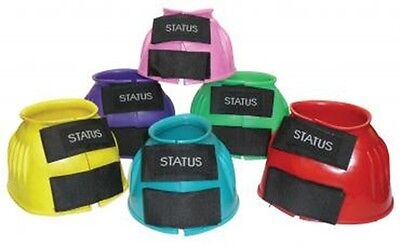 Velcro Bell Boots - Coloured Pair - Status