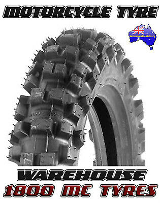 Maxxis Maxxcross It 120/90-19 (66M) M7305 Rear Intermediate Motocross Tyre