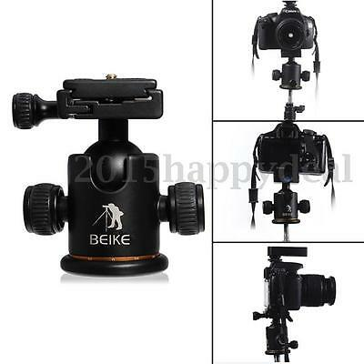 BEIKE 03 BK Photography Tripod Ball Head & Quick Release Plate For Camera Tripod