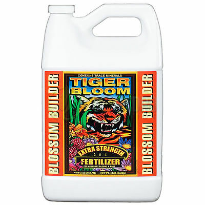 Fox Farm Tiger Bloom 1 Gallon - foxfarm nutrients hydroponics