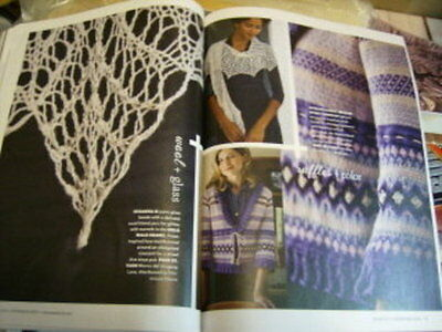 Interweave Knits Winter 2010 With 27 Styles