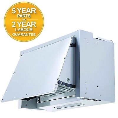 SIA INT60SI 60cm Integrated Cooker Hood Kitchen Extractor Fan