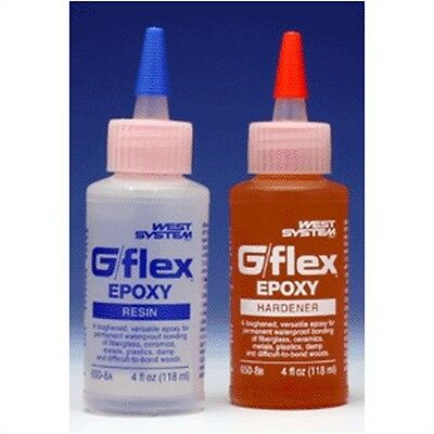 650-8 8oz G/Flex Epoxy, Part 650-8, West System