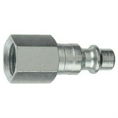 "75602 I/M Compatible 1/4"" X 1/4"" Female Npt Plug Carded 2/Pk"