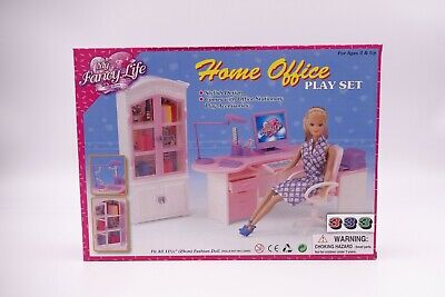 Gloria,Barbie Size Doll House Furniture/(24018) Home Office