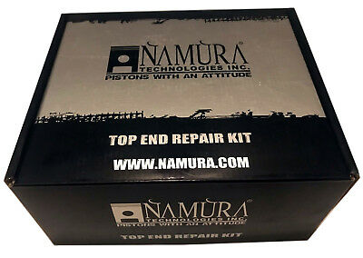 Namura Top End Rebuild Kit Suzuki JR50 1978-2007 Standard Bore 40.96mm