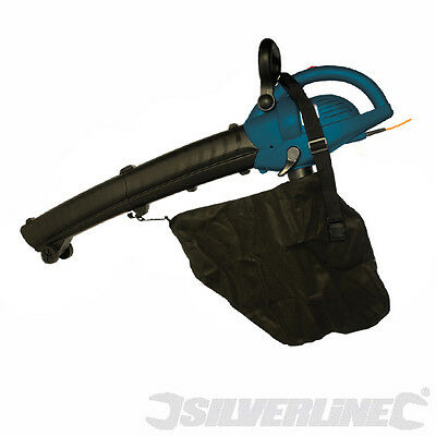 Electric Garden Vacuum Blower Vac 2400W, with Shoulder Strap. - 262258