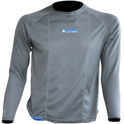 Oxford Cool Dry Motorcycle Base Layer Long Sleeved Top