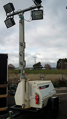 Terex AL4000 Light Tower