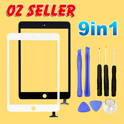 Replacement Digitizer Glass Touch Screen Repair Tools for Apple iPad mini 1 2 3