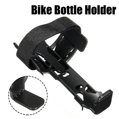 Adjustable Bicycle Cycling Mountain Bike Drink Water Bottle Holder Cage Black