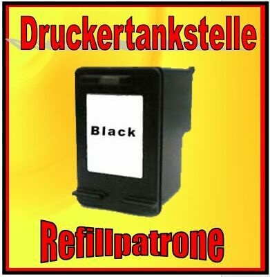 Refillpatrone HP 302XL 7ml Deskjet 1110 2130 3630 Officejet 3830 4650 Envy 4520