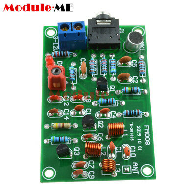 76-110MHz FM Radio Transmitter Repeater MP3 Audio Wireless Transmitter Module M