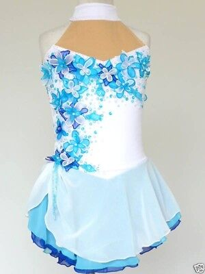 Custom Made To Fit Figure Skating/ Baton/ Twirling Costume