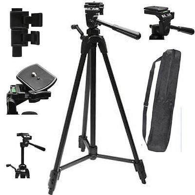 "72"" Professional Lightweight Tripod For Nikon Dslr Canon Eos Rebel Sony Alpha"