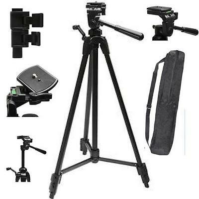 "72"" Professional Lightweight Tripod For Canon Eos Rebel T1 T2 T3 T4 T5 T6 T5I"