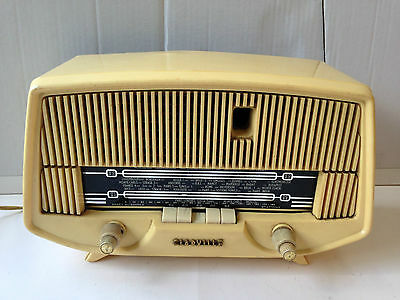 Ancien Poste Radio Clarville Alouette // Annees 50