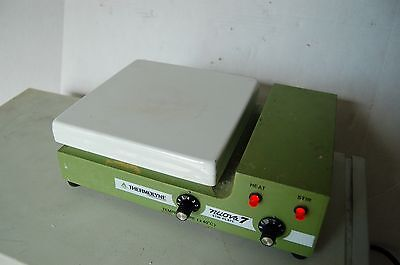 Thermolyne Nuova 7  stirrer hotplate stirring hot plate heating 7.3A vbgf