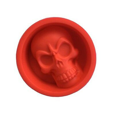 Creative Halloween Ghost Skull Muffin Mould Silicone Cake Decorating Mold
