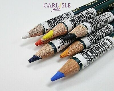 Derwent Artists Colouring Pencils 0000 to 6400