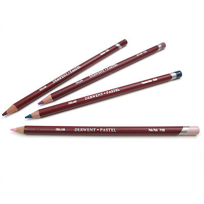 Derwent Individual Soft Pastel Pencil - 71 Colours Available (Listing 1/2)