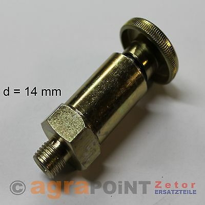 NEW -  ZETOR  FUEL HAND PRIMER PUMP 933260 - 93 3260 - Zetor by agrapoint