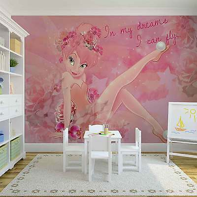 WALL MURAL Disney Fairies Tinker Bell XXL PHOTO WALLPAPER (3233DC)