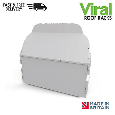 Ford Transit Connect LWB 2002-2013 Van Guard Steel Bulkhead Solid VG202-LWB-S