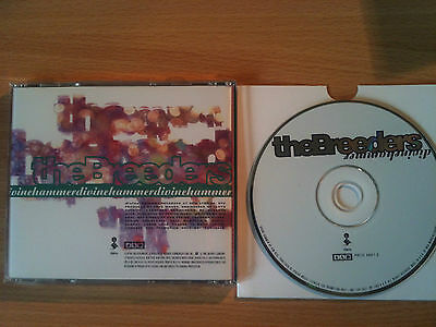 The Breeders~'the Divine Hammer'~Rare U.s. Promo Only Cd Single 1993~New