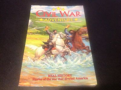 Civil War Adventure 1 (History Graphics Press 2009) illustrated war stories