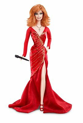 Barbie 2010 Pink Label Collector REBA MCENTIRE Y7658 nib