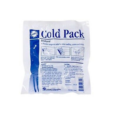 Hart Health Instant Cold Compress Ice Pack 5 X 6 Sports Pack Lot Of 40