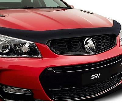 New Genuine Holden Commodore VF Smoked Tinted Front Bonnet Protector
