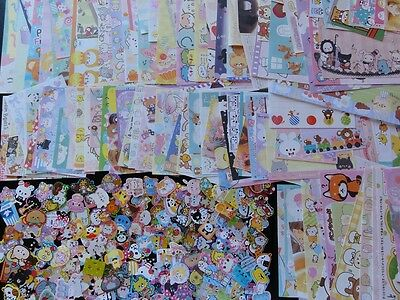 75 pc Stationery  Letter Set + MEMO + STICKERS paper cute san-x sanrio gift deal