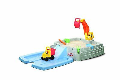 Little Tikes Digger Sandbox Kids Toddlers Outdoor Playing Activity Sand Table