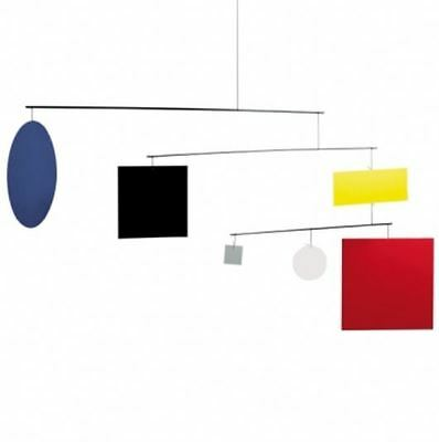 Flensted Circle Square Guggenheim Modern Hanging Mobile New Museum Gift Abstract